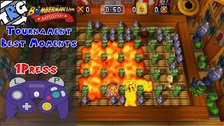 TheRunawayGuys - Bomberman Live Battlefest Tournament Best Moments