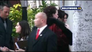 Teri Hatcher Arrives At Leeza Gibbon's Award Night