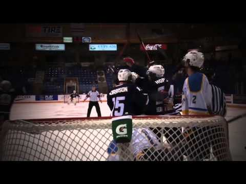 Brent Wold GWG vs. CPC (2014 RBC Cup)