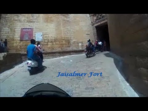 [Day 5] Jaisalmer to Bikaner | Independance Day Ride | Rajasthan Bike Ride