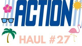 HAUL ACTION JUILLET 2019