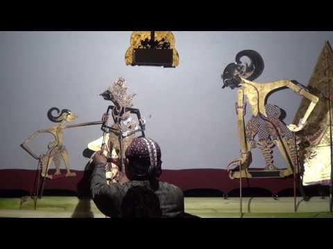 pagelaran wayang kulit lahire wisangeni dalang ki seno nugroho part 5