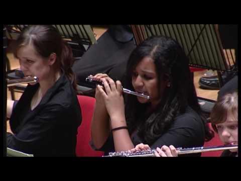 Stravinsky The Rite of Spring (NYO at Symphony Hall, Birmingham)