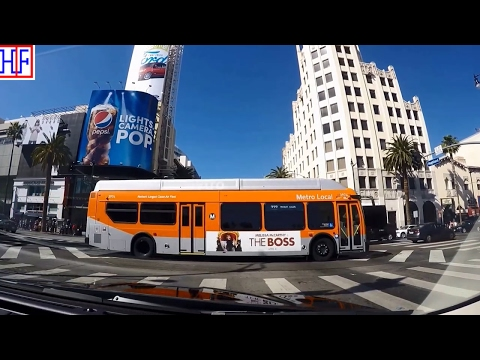 Los Angeles (LA) | Public Transportation | Tourist Information | Episode# 2