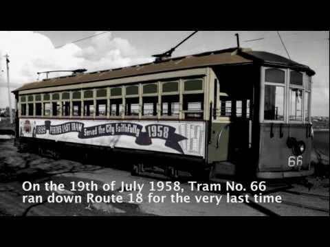 The Last Tram in Perth - a Digital Story by the State Library of WA