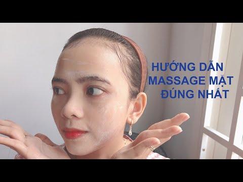 Cách massage mặt khi rửa mặt tại nhà – massage mặt chuyên nghiệp   Làm Đẹp Phụ Nữ
