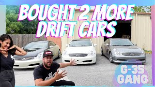 homepage tile video photo for WENT TO MIAMI AND BOUGHT NOT ONE BUT TWO MORE DRIFT CARS!