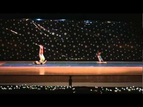 Talent show- Gymnastics Darnestown Elementary School
