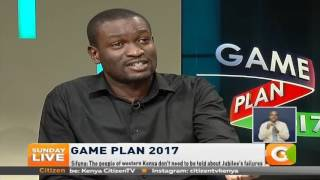 Game plan 2017 discussion on party politics
