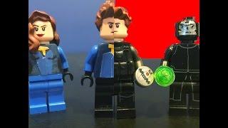 Lego Thundermans (secret revealed) custom minifigures review