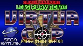 Virtua Cop (Sega Saturn) Let