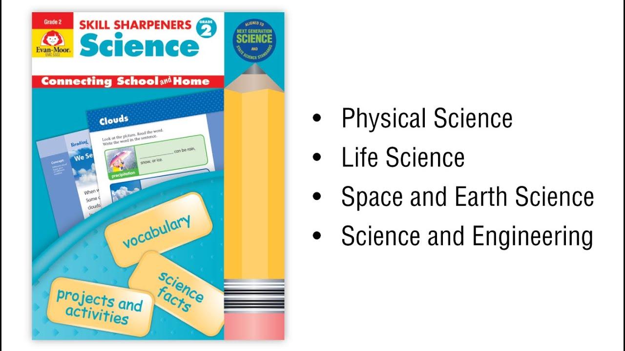 Science activity book by Evan-Moor