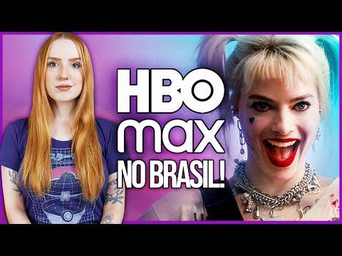 Em junho de 2021 Chegará ao Brasil a HBO Max