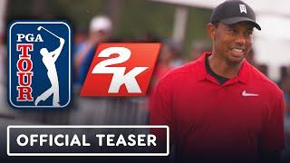 2K Games Tiger Woods Exclusivity Deal - Official Teaser Trailer