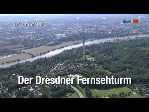 """Der Dresdner Fernsehturm"" [DOKU] (mdr 2o13)"