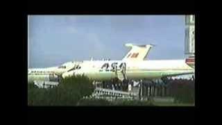DC 10 Aeroméxico/ DC 8 ASA/DC 10 Biman 1992/93