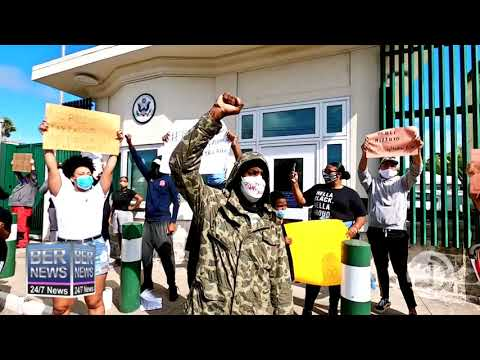 #BlackLivesMatter & Reject Rizzuto Protest, June 1 2020