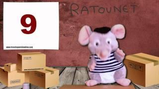Numeros en Frances : Francés para niños