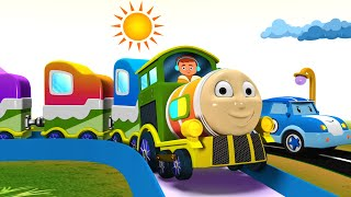 Toy Factory Thomas - Toy Train Cartoon Animation Show for Kids - Toy Factory Trains