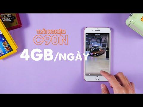 Trải Nghiệm Thử Sim Mobifone C90N Với 4GB/ngày Cực Xịn