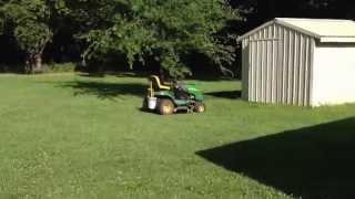 Mike's Garage: Episode 8 - Bought a John Deere L118