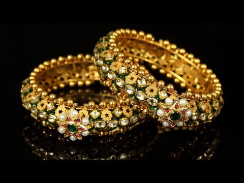 22k Gold Indian Jewellery Designs (part 07)