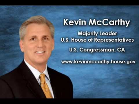 Interview with Kevin McCarthy, Majority Leader of the House of Representatives - Segment 2