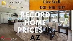 Arizona and Maricopa county housing markets are breaking records, here's why.