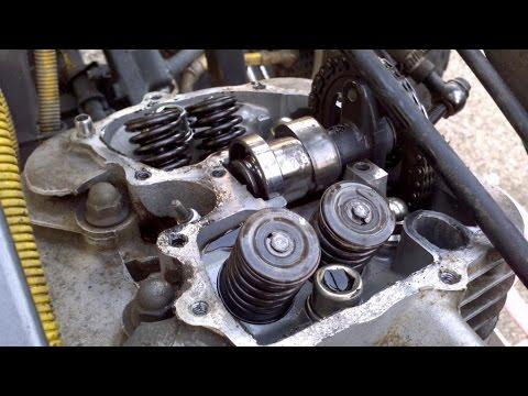 [SCHEMATICS_48DE]  Honda 300ex Topend - YouTube | Honda 300ex Engine Diagram |  | YouTube