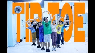 TIP TOE Choreography / Choreography by Diego Takupaz