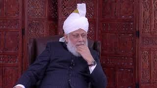 Ahmadiyya Khalifa Statement Dharna - Khadim Hussain Rizvi