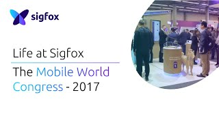 Download lagu Sigfox at the Mobile World Congress 2017 in Barcelona MP3