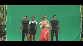 Tehan Perera - 'Loku Scene Epa' Making Of The Video ( Full HD )