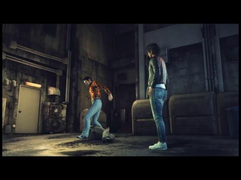 PS4 木村拓哉/ジャッジアイズ 死神の遺言/先行体験版