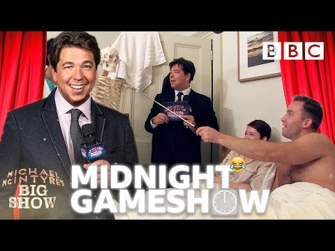 Midnight Gameshow: Johnny - Michael McIntyre's Big Show: Episode 5 - BBC One