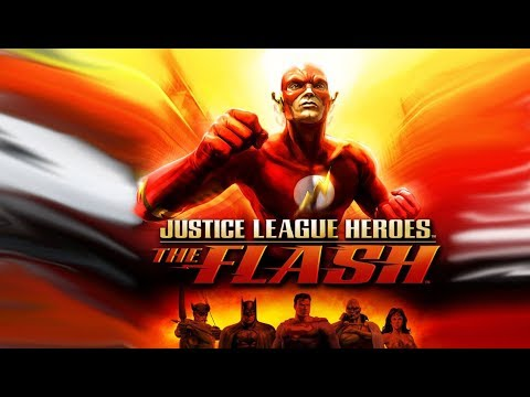 [GBA] Justice League Heroes: The Flash [RUS]