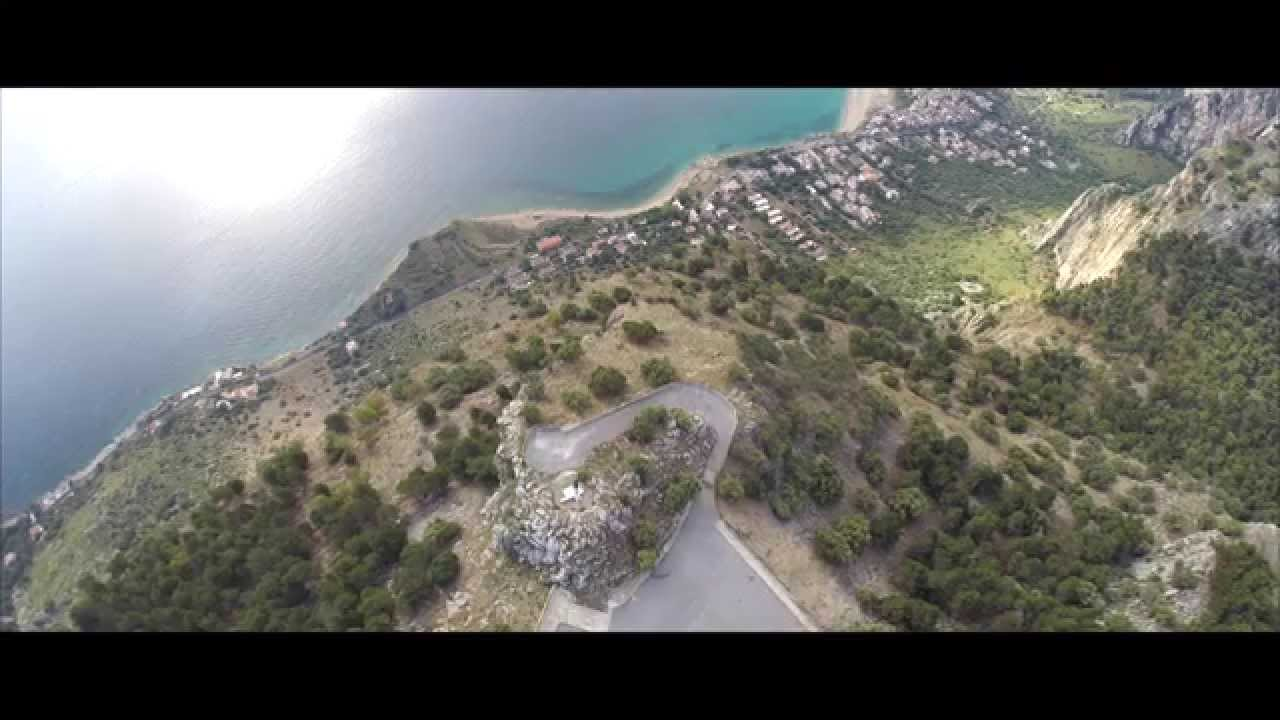 Monte Pellegrino ripreso dal drone - SiculDrone