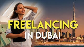 New freelance work permit in Dubai.