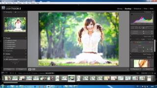 Lightroom Tutorial: Using Tone Curves to Create a Fairy Tale