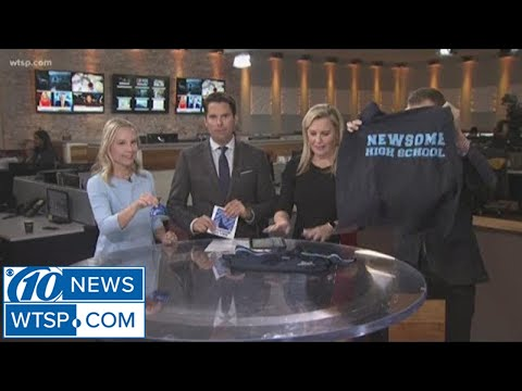 Newsome High School named 10News School of the Week powered by Duke Energy Florida