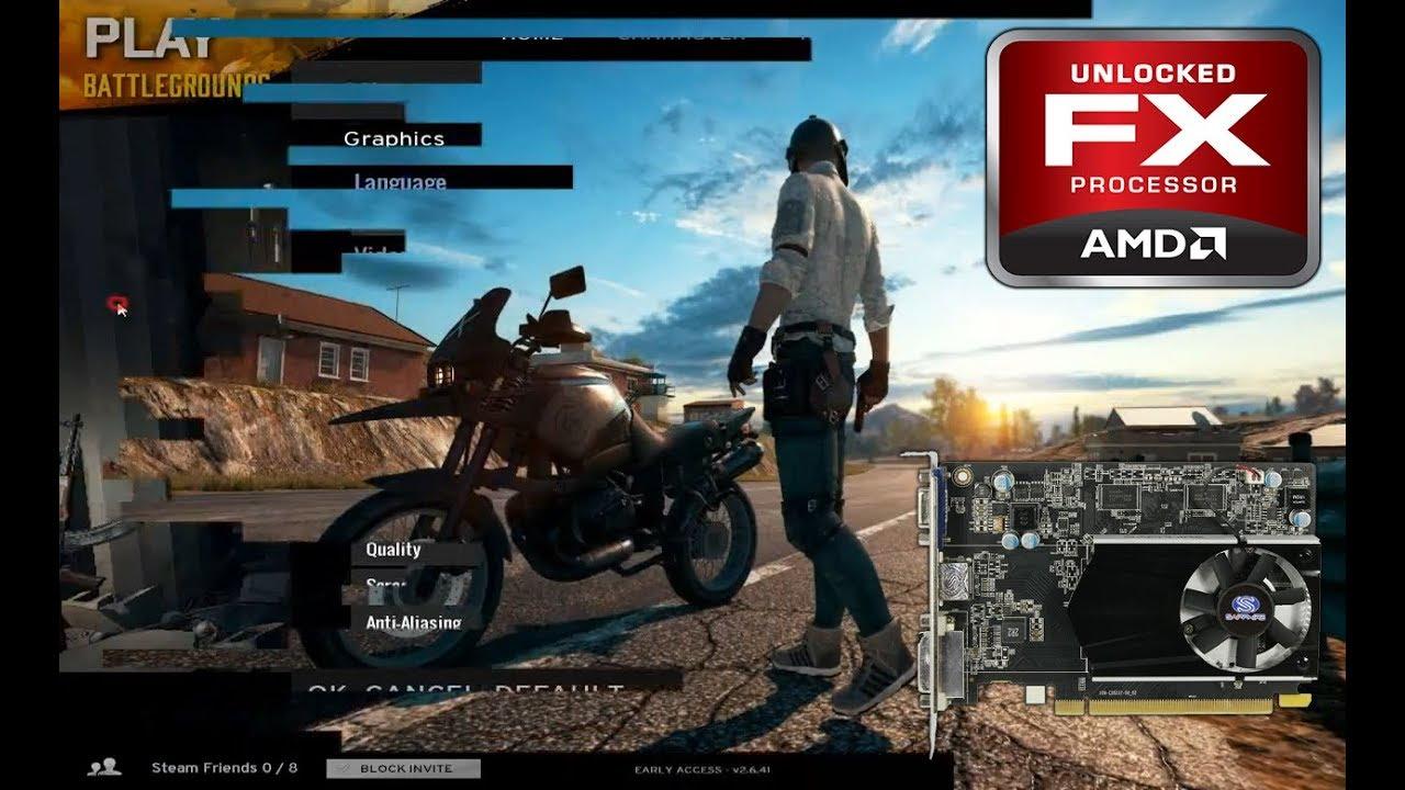 Pubg Reshade Hdr Fx: AMD FX 4300 / 4GB RAM / RADEON R7 240!