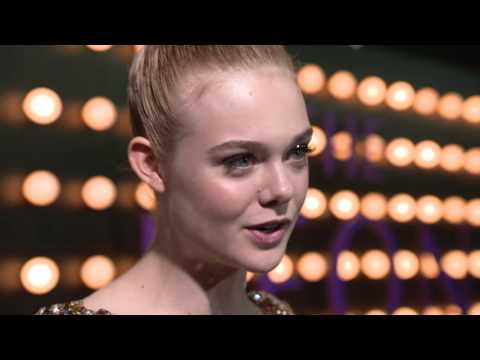 The Neon Demon: Celebrity Arrivals at Movie Premiere - Elle Fanning