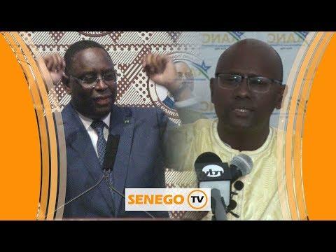 Moussa Sy rejoint Macky Sall pour…