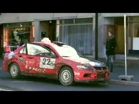 WRC TAXI - A Taxi have to look like this