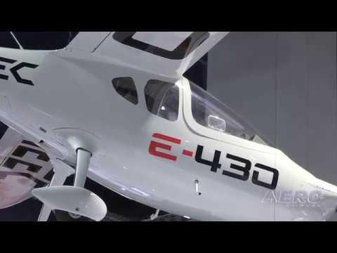 Aero-TV: Electric E430 - Electric Aircraft Expert Yuneec Preps Nextgen Flyers