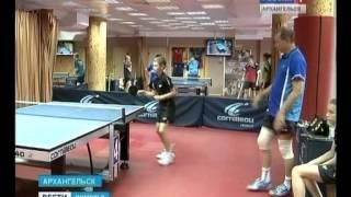 Талантливого теннисиста из Котласа пригласили на обучение в Архангельск