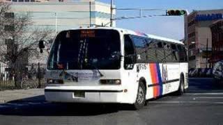 New Jersey Transit Nova A RTS-06 # 2768