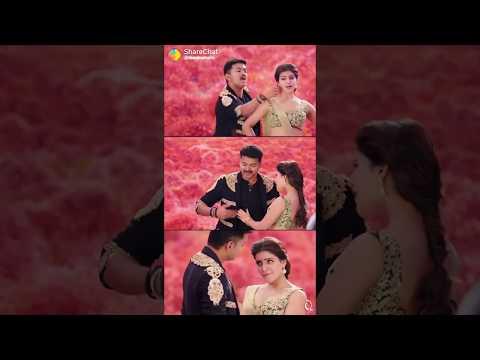 THERI // WhatsApp Status // Chella Kutty Song // Vijay, Samantha // Hari