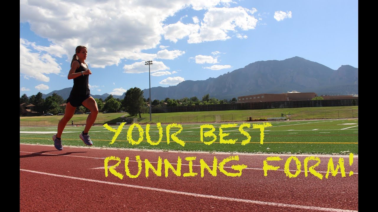 CORRECT RUNNING FORM: 5 TIPS FOR PROPER TECHNIQUE | Sage Running ...