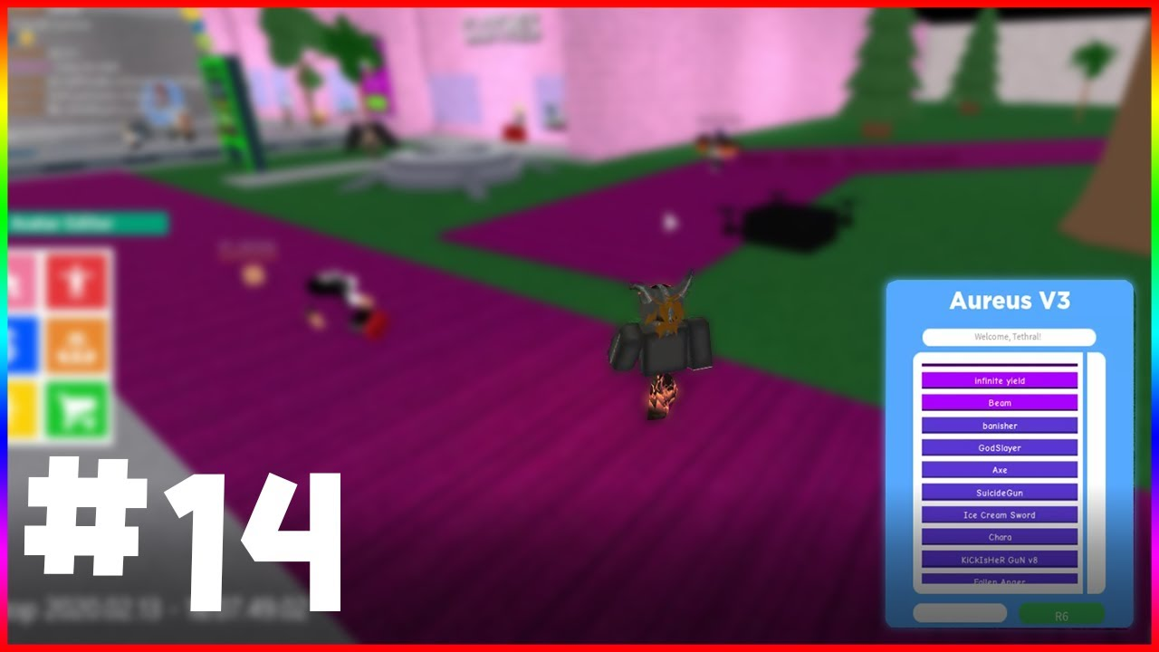 ROBLOX Exploiting   Boys And Girls Night Out   ServerSide